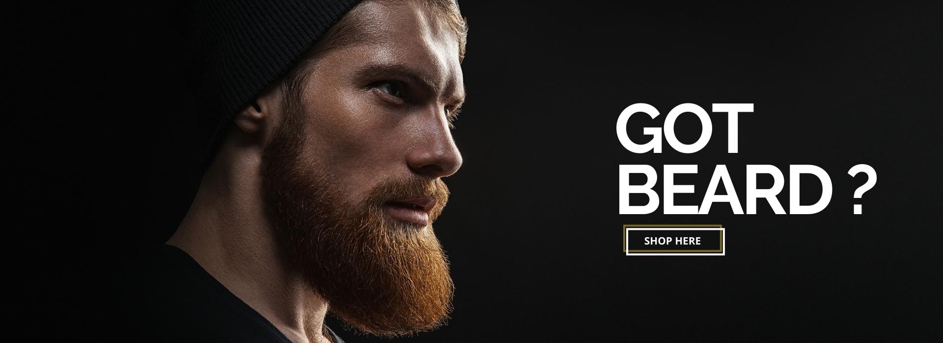 beard products